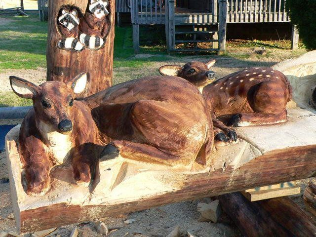 What is real woodcarving (29 photos)