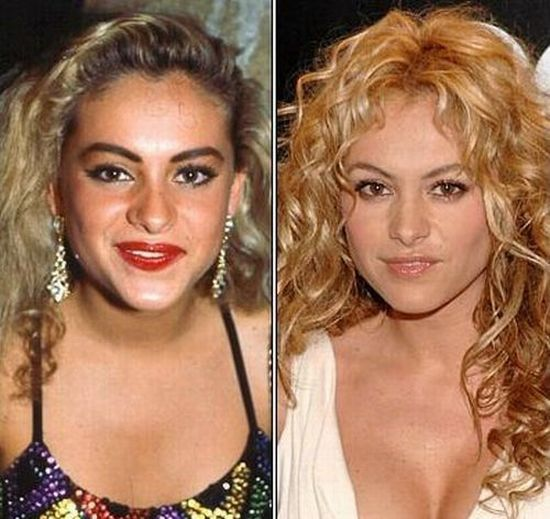 The most wonderful celebrity transformations (16 pics)