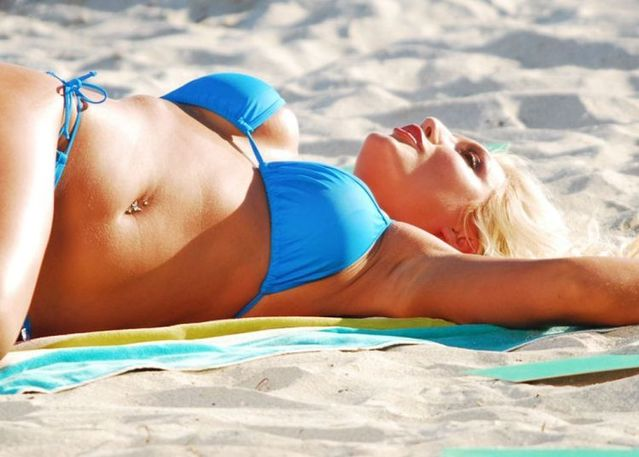 Charming Brooke Hogan (47 photos)