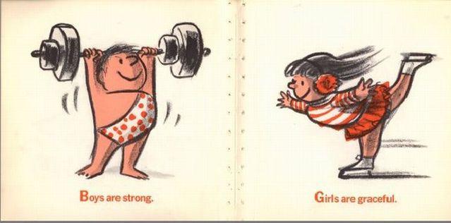 I'm Glad I'm a Boy! I'm Glad I'm a Girl! (14 pics)