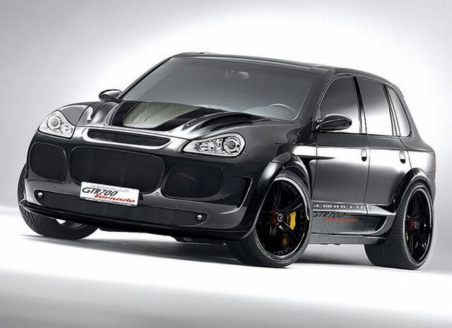 Porsche Cayenne for more than $500,000 (14 pics)