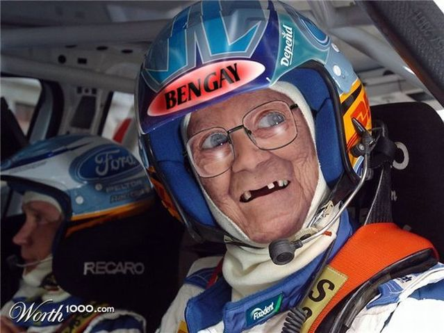 Funny photomontage – The oldsters rule!!! (51 pics)