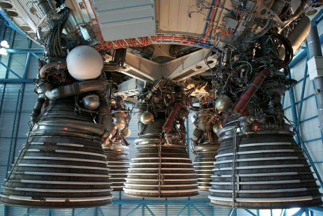 Kennedy Space Center (38 pics)