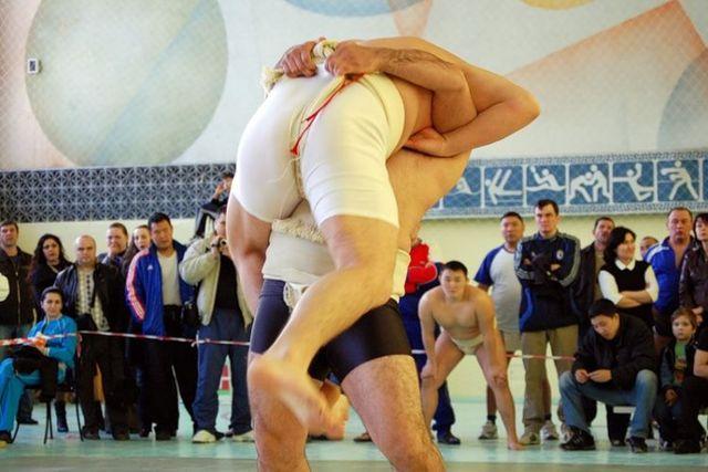 Russian sumo (28 pics)