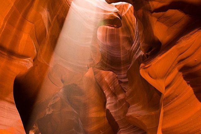 Magic place - Antelope Canyon (50 pics)