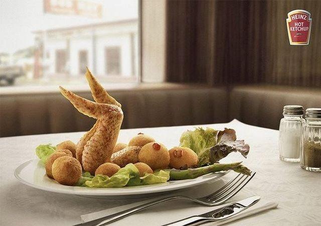Strange food art (35 pics)