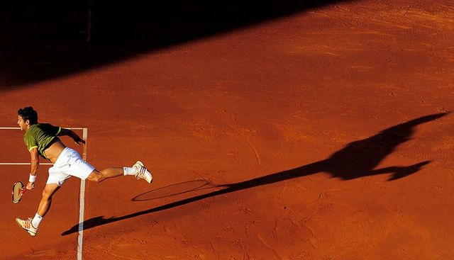 Various looks at the world of sport (34 pics)