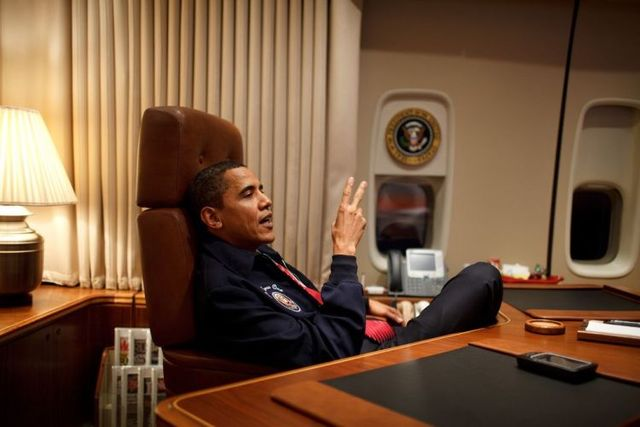 It's hard to be the President of the USA (20 pics)