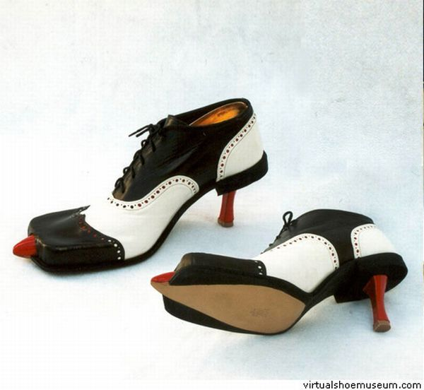 The most unusual footwear (73 pics)