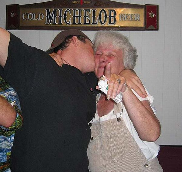 That's how some people party at 65 (19 pics)