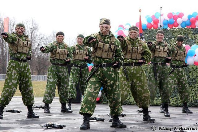 "Ukrainian ""Rambos"" (18 pics)"