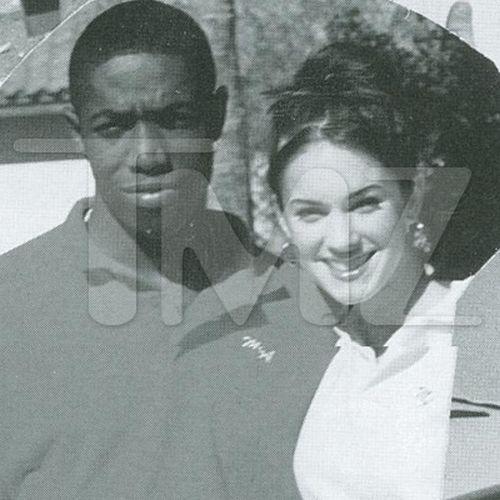 Megan Fox high school pics (8 pics)