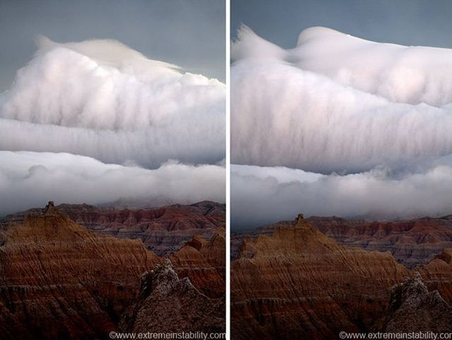 Wow! Unusual natural phenomenon. You have never seen this before! (8 pics + 1 video)