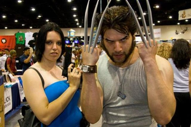 Fans of Wolverine (35 pics)