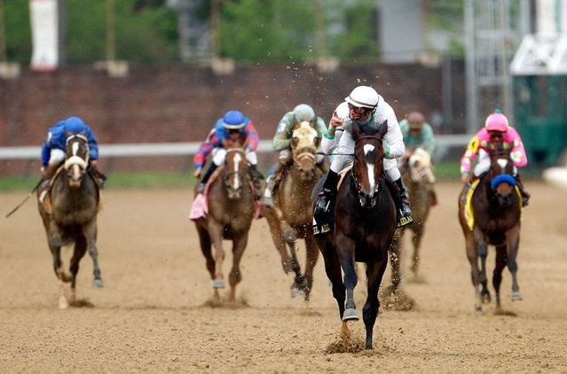 Beautiful pictures of The Kentucky Derby (29 pics)