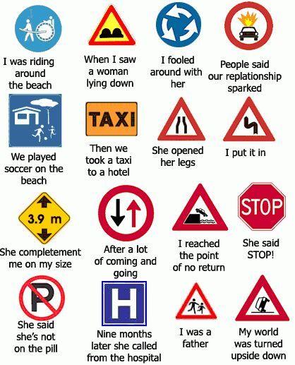 virginia road signs