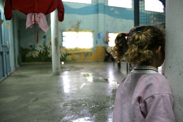 Children in Prison (14 pics)