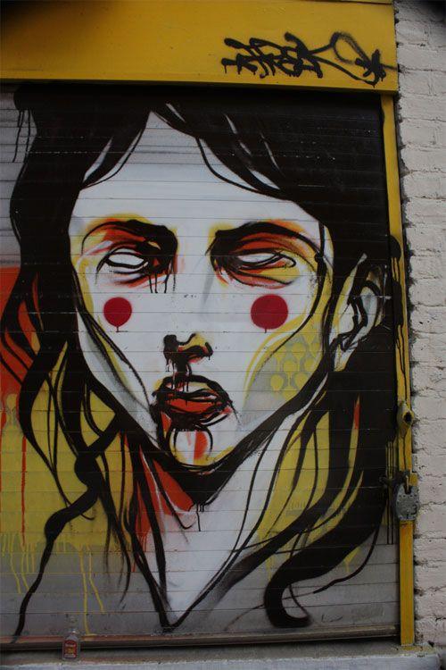 Stunning and сreative graffiti artworks (49 pics)