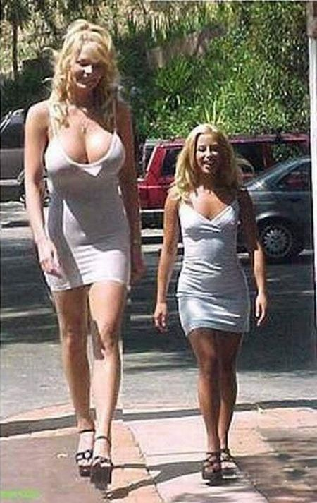 Giant women (13 pic)