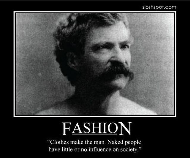 Mark Twain motivational posters (14 pics)