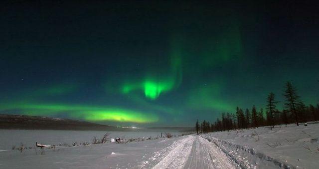 Auroras Borealis (73 pics)