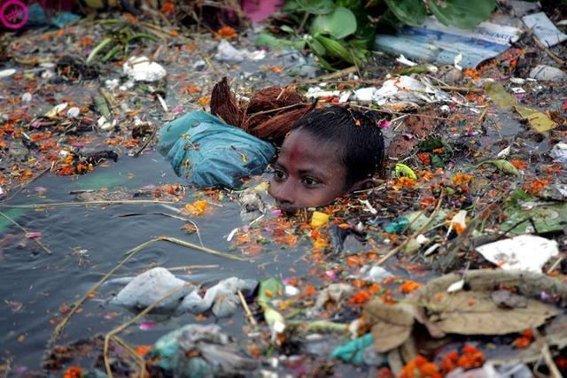 Our plastic world (20 pics)