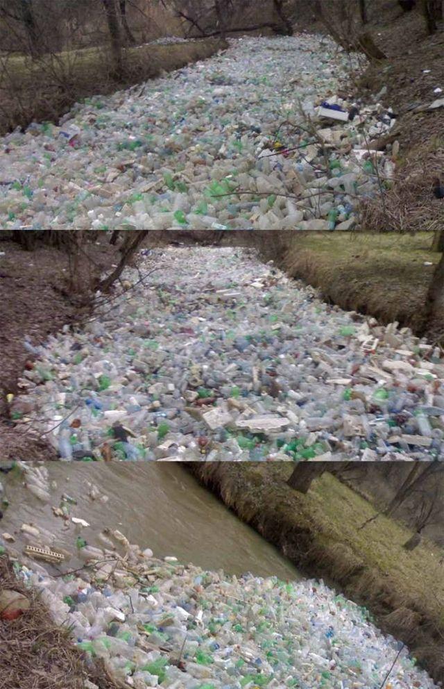 Our plastic world (20 pics)