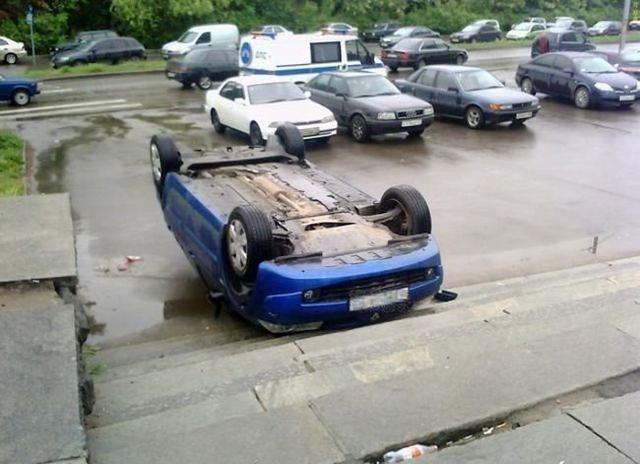 Good way of parking (16 pics)