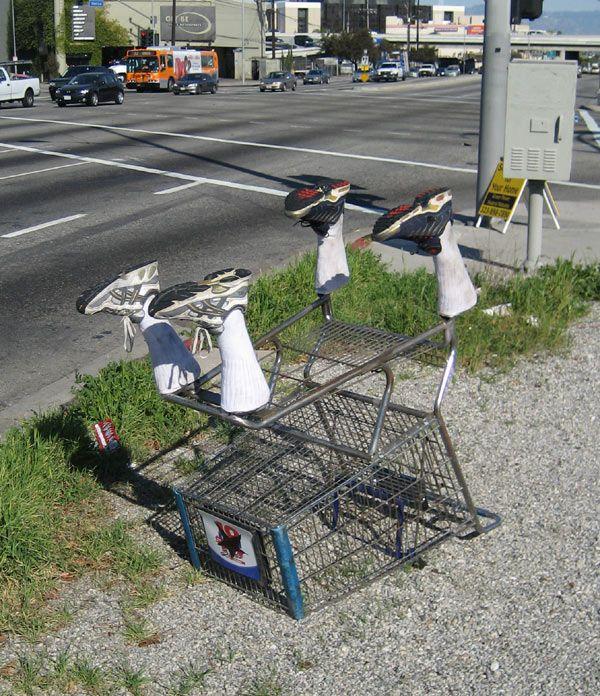 Urban installations (27 pics)