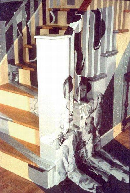Cool optical illusions (19 pics)