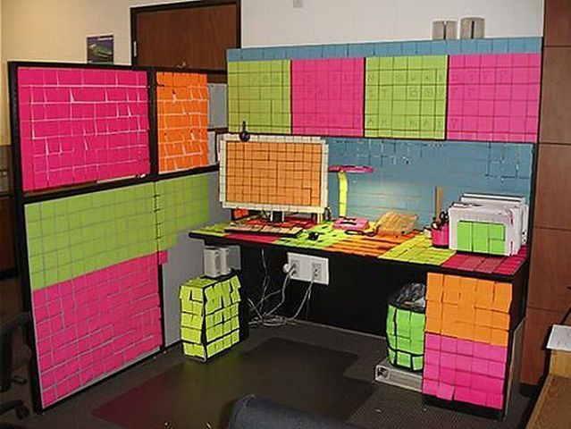 How to make office life more fun (17 pics)