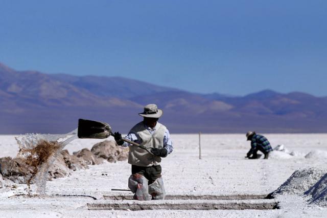 Salt extraction (22 pics)