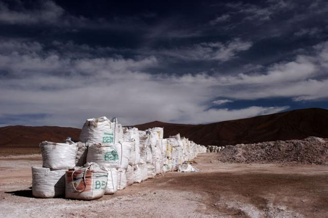 Salt extraction (22 pics)
