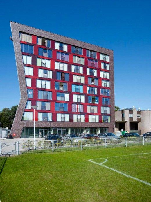 Climb your dorm (4 pics)