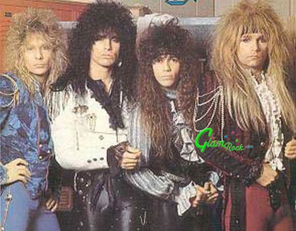 Groups from the 80's (19 pics)