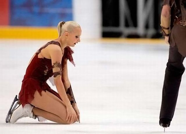 The best moments of figure skating (35 pics)