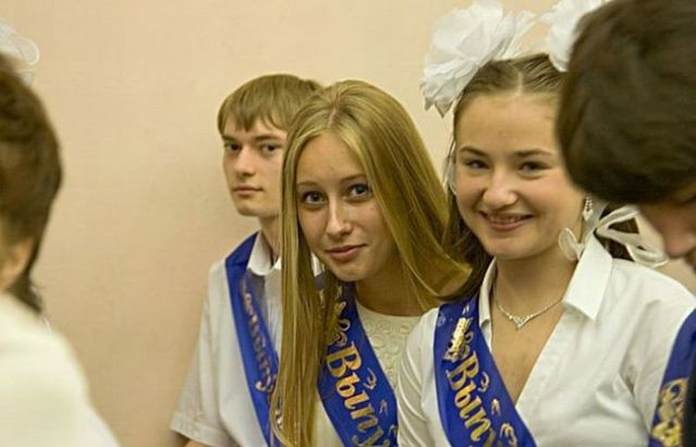 How Russian youth celebrates their graduation day (60 pics)