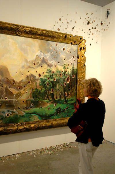 The strange works of Valerie Hegarty (11 pics)