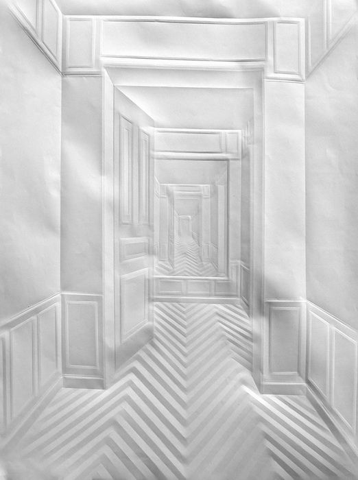 Great paper artwork by Simon Schubert (48 pics)