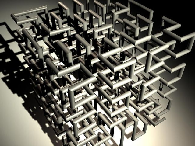 3D art masterpieces (40 pics)