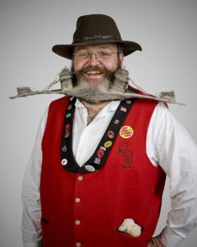 The best beard contest (12 pics)