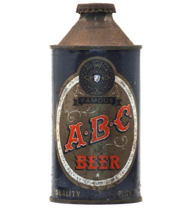 Vintage beer cans (162 pics)