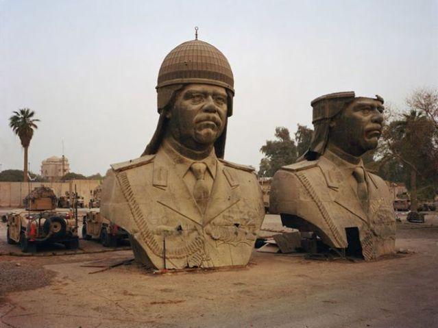 Palaces of Saddam Hussein (32 pics)