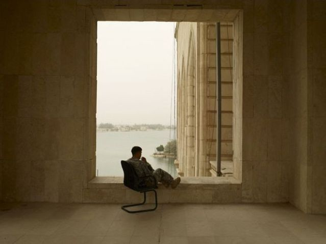 Palaces of Saddam Hussein (32 pics)