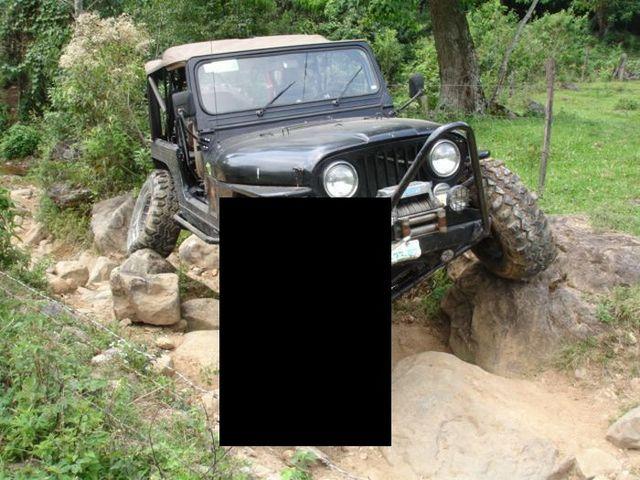 Impressive off-road Jeeps (21 photos)