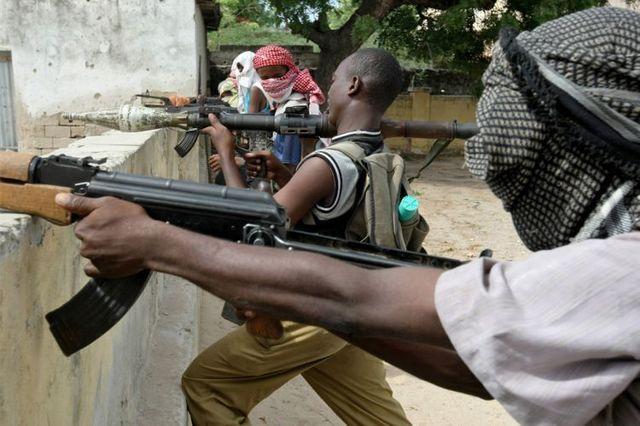 War in Somalia (25 pics)