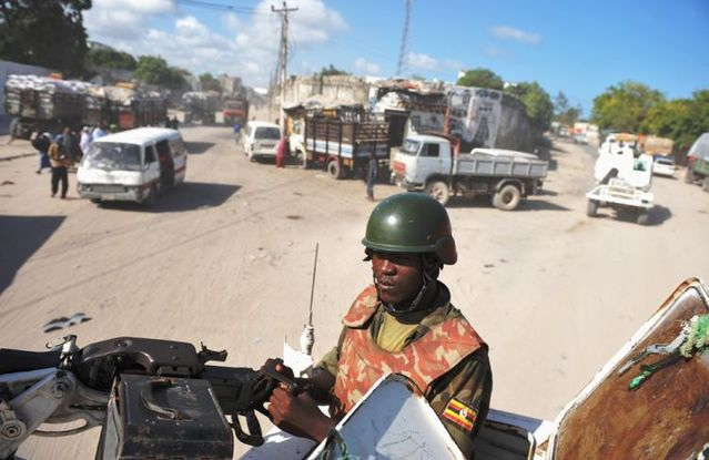 War in Somalia (25 pics)