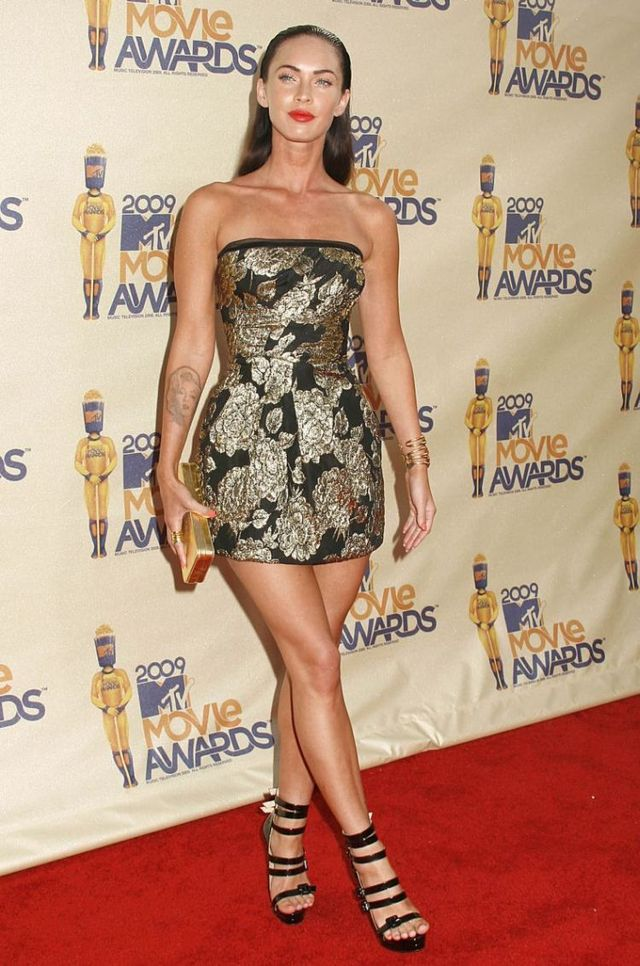 Beautiful Megan Fox (9 pics)