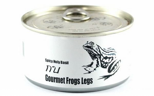 Unusual canned food (72 photos)