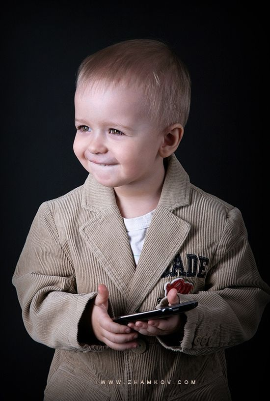 Positive emotion of the day. A photo session with children (60 pics)